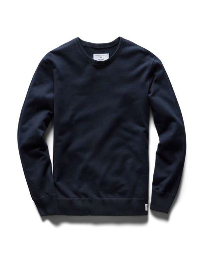 Mid Weight Terry Crewneck Sweatshirt