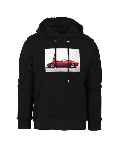 And Chill Hoodie Black
