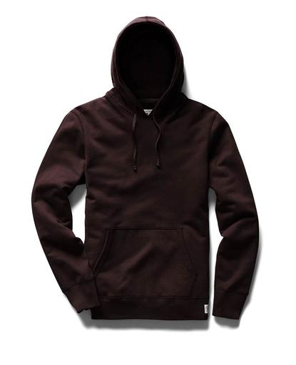 Midweight Terry Pullover Hoodie Dusk