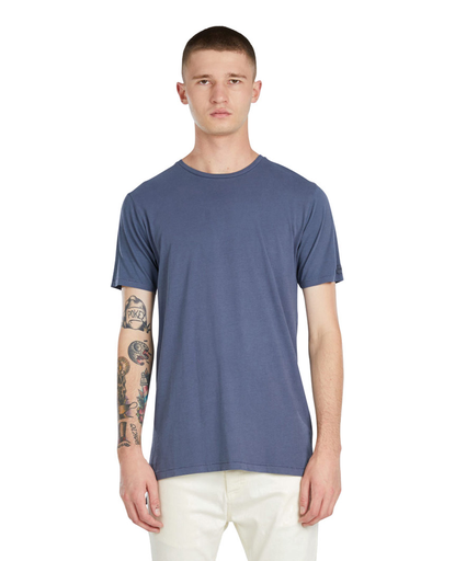 Flintlock Tee Pigment Blue Grey