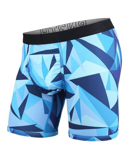 Techicolor Blue  Entourage Boxer Brief