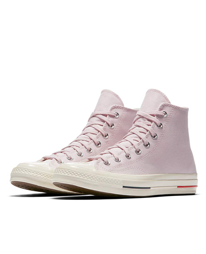 Chuck 70 Heritage Court High Top - Barely Rose