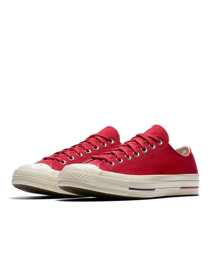 Chuck 70 Heritage Court Low Top - Gym Red