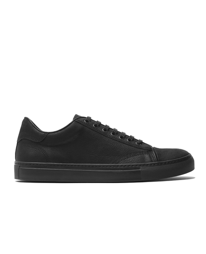 Classic Low Leather | Black